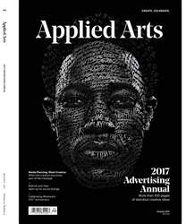 Sept./October 2017 - Advertising Awards issue Sept./October 2017 - Advertising Awards