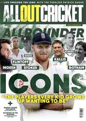 All Out Cricket issue 156