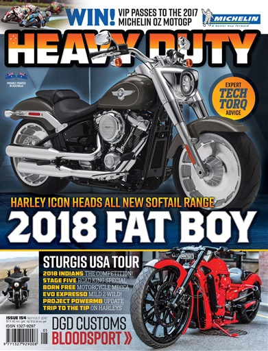 Heavy Duty Digital Issue