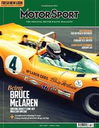 Motor Sport Magazine issue October 2017