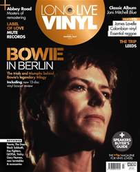 Long Live Vinyl issue October 2017