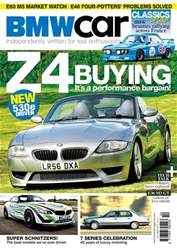 BMW Car issue October 2017