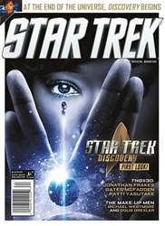Star Trek Magazine issue #62