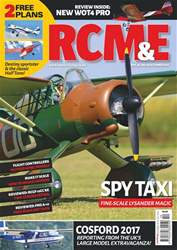 RCM&E issue October 2017