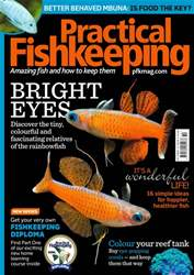 Practical Fishkeeping issue October 2017