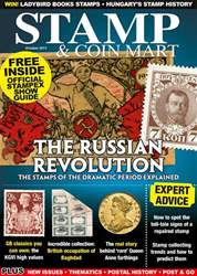 Stamp & Coin Mart issue October 2017