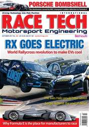 Race Tech issue Race Tech Issue 203, October 2017