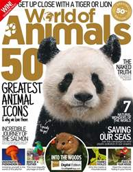 World of Animals issue Issue 50