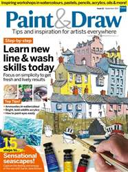Paint & Draw issue September 2017