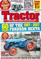 Tractor & Farming Heritage Magazine issue November 2017