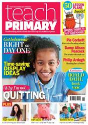 Teach Primary issue Vol.11 No.6