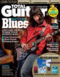 Total Guitar issue September 2017