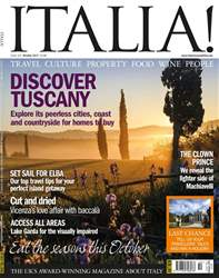 Italia! issue October 2017