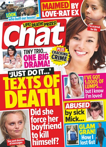 Chat Digital Issue
