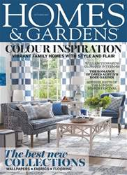 Homes & Gardens issue October 2017