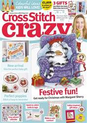 Cross Stitch Crazy issue November 2017