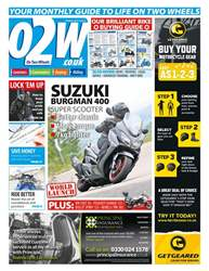 O2W - October 2017 issue O2W - October 2017