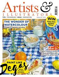 Artists & Illustrators issue October 2017