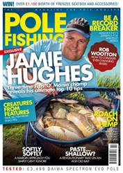 Pole Fishing issue October 2017