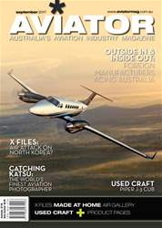 Aviator issue Sept 17