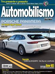 Automobilismo 9 2017 issue Automobilismo 9 2017