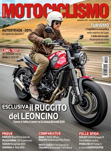 Motociclismo Digital Issue