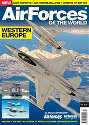 Airforces of World issue Airforces of World