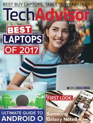Tech Advisor issue November 2017