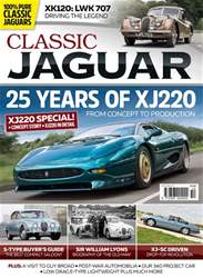 Classic Jaguar issue Issue 7