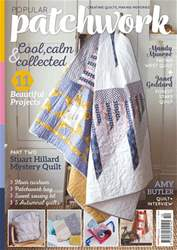 Popular Patchwork Magazine issue October 2017