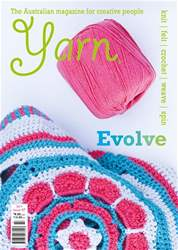 Yarn Magazine Cover