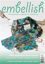 Embellish Magazine Issue 31 issue Embellish Magazine Issue 31