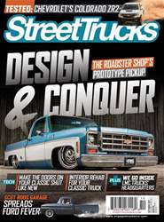Street Trucks issue October 2017