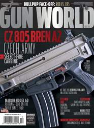 Gun World issue October 2017