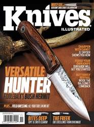 Knives Illustrated issue November 2017