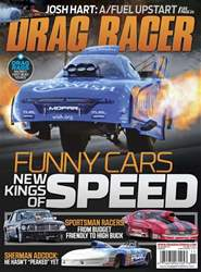 Drag Racer issue November 2017