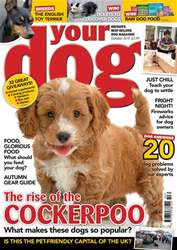 Your Dog Magazine October 2017 issue Your Dog Magazine October 2017