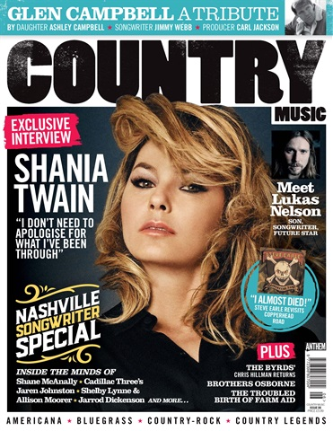 Country Music issue Oct/Nov