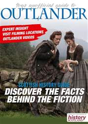 The Unofficial Outlander Guide 2017 issue The Unofficial Outlander Guide 2017