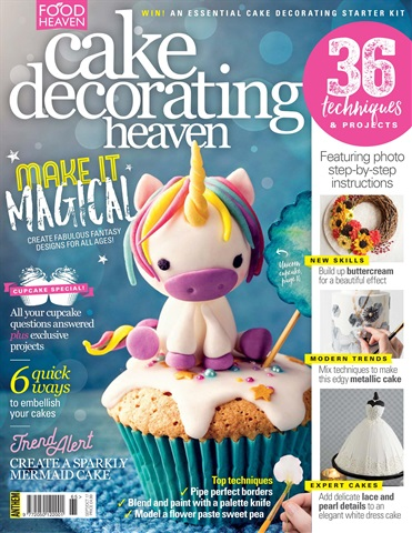 Food Heaven issue Sept/Oct  2017