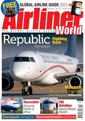 Airliner World issue   October 2017