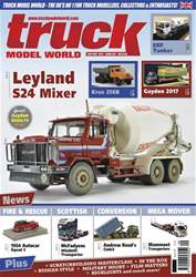 Truck Model World issue Sep Oct 2017
