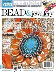Bead Magazine issue Oct/Nov 2017