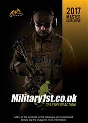 Military 1st - Helikon-Tex Catalogue 2017 issue Military 1st - Helikon-Tex Catalogue 2017