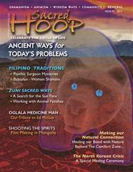 Sacred Hoop Issue 97 issue Sacred Hoop Issue 97