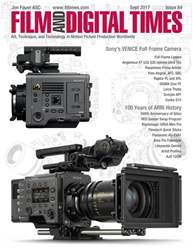 Film and Digital Times issue September  2017 - Issue 84