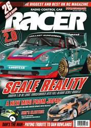 Radio Control Car Racer issue October 2017