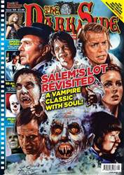 The Darkside issue Issue 186: Salem's Lot Revised