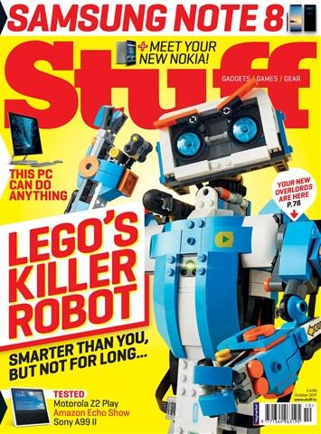 Stuff issue October 2017