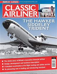 Classic Airliner issue Classic Airliner